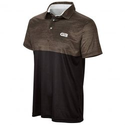 Quick-Dry Stretch Golf Polo Shirt for Men