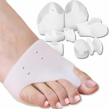 5. DR JK Bunion Corrector Relief and Ball of Foot Cushion Kit