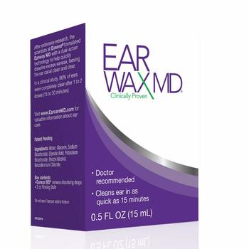5. Earwax MD Ear Wax Removal Kit