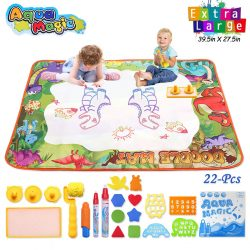 Conthfut Magic Dinosaur Play Aqua Doodle Mats