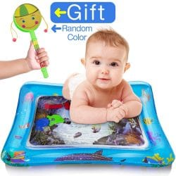 Houselog Inflatable Baby Water Play Mat