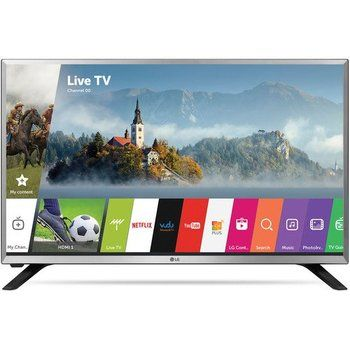6. LG 720p with WebOS 3.5 Smart 32-inch TV LED