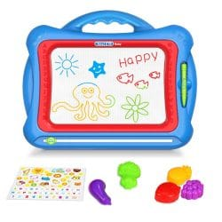 Geekper Best Magnetic Doodle Drawing Board For Kids