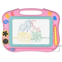 Magnetic Drawing Board Erasable for Kids
