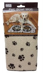 Kitchen Basics Pet Bowl Mat