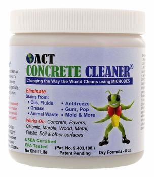 8. ACT Concrete Cleaner CC-200-08