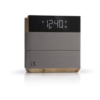 8. Soundfreaq Sound Rise Bluetooth Alarm Clock