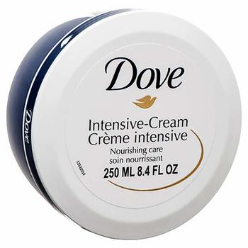 9. New 376445 Dove Intensive Cream Nourishing Care Blue 8.4 Oz 6 Pack