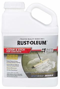 9. Rust-Oleum Concrete Cleaners