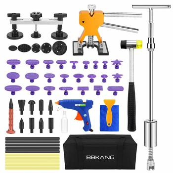 11. BBKANG Paintless Dent Repair Remover Removal Tool Kit