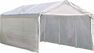 11. ShelterLogic SuperMax Canopy