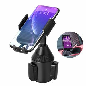 12. Car Phone Mount, Universal Smart Phone Cup Holder