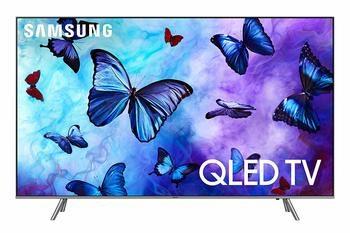 12. Samsung QN65Q6FN FLAT 65-inch QLED 4K UHD 6 Series Smart TV 2018
