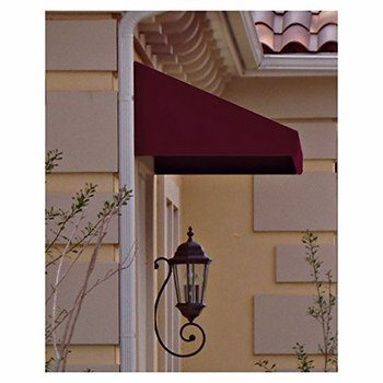 13. Awntech 3-Feet New Yorker Window - Entry Awning