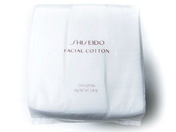 14. Shiseido Shiseido Facial Cotton