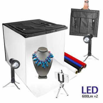 2. LimoStudio Photo Light Boxes