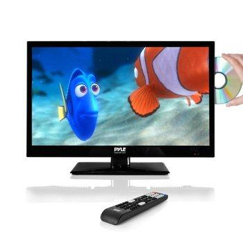 2. Pyle 21.5-inch 1080p LED TV, Multimedia Disc Player
