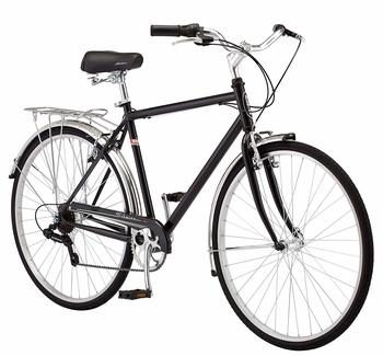2. Schwinn Wayfarer Hybrid Bicycle, Featuring Retro-Styled 16-Inch