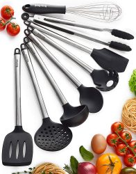 3. Best Kitchen Utensil Sets-8 Piece