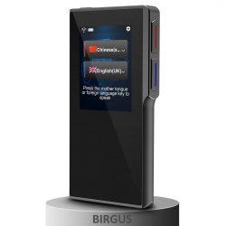 3. Birgus Smart Voice Translator Device