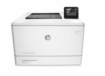 4. HP LaserJet Pro M452dw Wireless Color Laser Printer with Duplex Printing