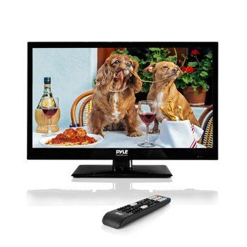4. Pyle 18.5-Inch 1080p LED TV