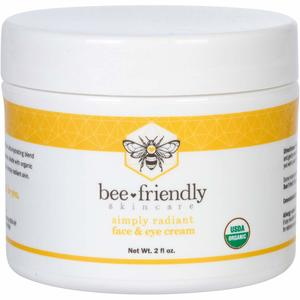 5. BeeFriendly Face and eye cream