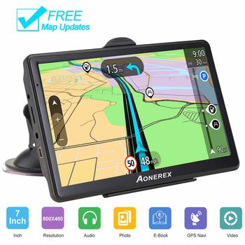 6. GPS Navigation System 7 inch 8GB 256MB Car Truck
