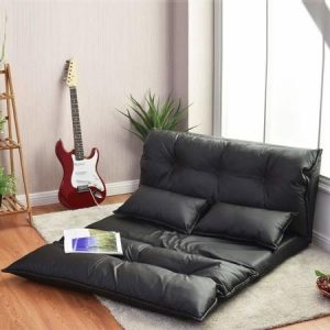6. Giantex Floor Sofa with Back Support