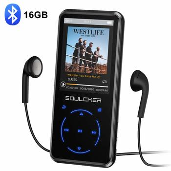 6. MP3 Player, 16GB MP3 Player with Bluetooth 4.0