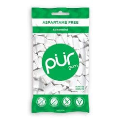 6. The PUR Company Chewing Gums Without Aspartames