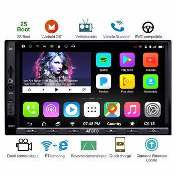 7. ATOTO A6 Android Car Navigation Stereo