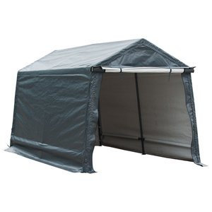 7. Abba Patio Storage Shelter