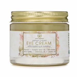7. Era organics pumpkin papaya eye cream