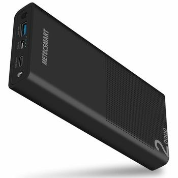 7. Power Bank 20000mah Portable Charger