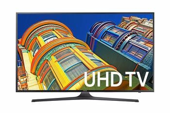 7. Samsung UN55KU6300 55-Inch 4K Ultra HD Smart LED TV