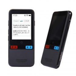 7. Smart Voice Language Translator Device