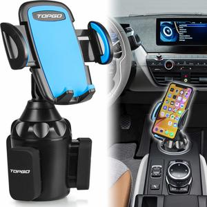7. Upgraded] TOPGO Universal Adjustable Cup Holder