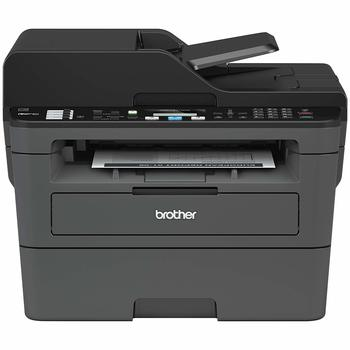 8. Brother Monochrome Laser Printer, Compact All-In One Printer