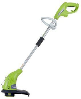8. Greenworks Corded String Trimmer
