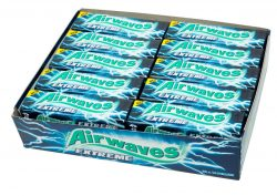 8. Wrigley's Airwaves Extreme Methanol and Eucalytus