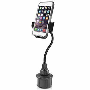 9. Macally Car Cup Holder Phone Mount