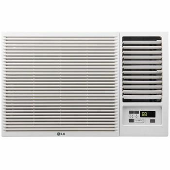 11. LG Window-Mounted Air Conditioner Heater Combo