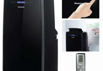 2. Honeywell Portable Air Conditioner Heater Combo