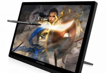 2. Huion KAMVAS Digital Drawing Tablet