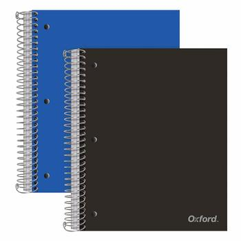 3. Oxford 3-Subject Notebook
