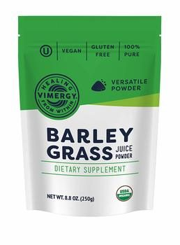 3. Vimergy USDA Organic Barleygrass Juice Powder