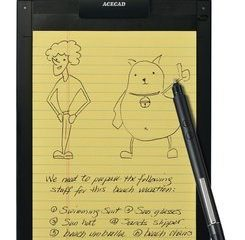 7. ACECAD Pen Paper Digital Notepad