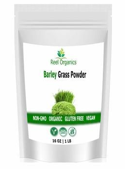 9. Barley Grass Juice Powder - Organic(16oz-1Lb) Health