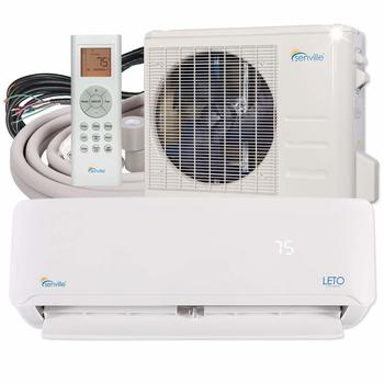 9. Senville Mini Split Air Conditioner Heater Heat Pump